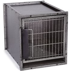ProSelect Modular Kennel Cage Graphite *** Trust me, this is great! Click the image. : Dog cages