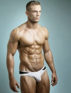 Adam Parr Fitness Model Male  - Look Good From Head To Toe WebMuscleFitness.com