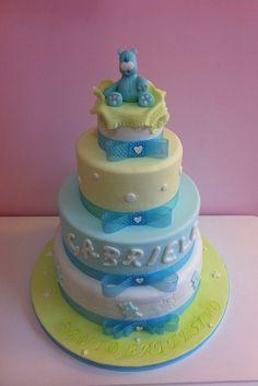#babyboy #cake #teddybear www.lallabycakes.blogspot.it