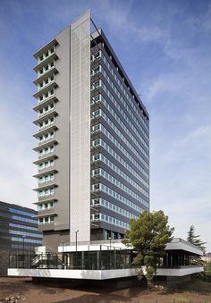 MV49. Martínez Villergas Business Park. allende arquitectos. Madrid 2011