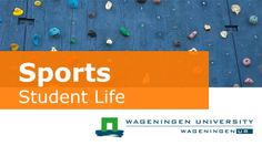 Wageningen University offers many possibilities for students to practice sports: sportcentre De Bongerd offers more than 60 different sports for only €72,50 a year. And the nearby flood plains of the Rhine River and National Park the Veluwe are ideal for those who enjoy hiking, running or cycling.