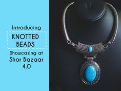 Introducing Knotted Beads Showcasing at Shor Bazaar 4.0 ! Date: April 13, 14 & 15th Time: 04:00pm to 11:00pm Venue: VR Surat, Dumas Road Call on 9764871430 for stall bookings !! #events #shorbazaar #shorbazaar4 #fleamarket #stallbooking #food #fashion #lifestyle #decor #homedecor #clothing #apparels #accessories #jewellery #footwear #shorbazaarsurat #cityshorsurat