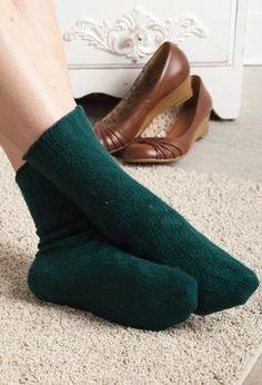 Nori Sock by Jodie Gordon Lucas