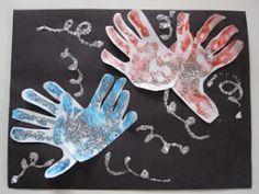 Squish Preschool Ideas: Fourth of July- Summer Crafts