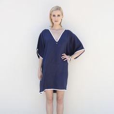 Summer Beach Dress! UpBeach Monica Collection..  #UpBeach #UpBeachWorld #BeachWear #Style #Bracelet #Tunic