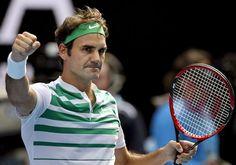 Federer vs Djokovic in Australian Open semifinals #Federer...: Federer vs Djokovic in Australian Open semifinals… #Federer #RogerFederer