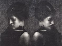 Omar Galliani... | Kai Fine Art