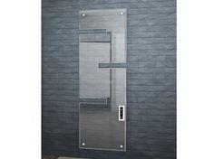 Electric wall-mounted towel warmer TETRIX - DAS DESIGN S.R.L.