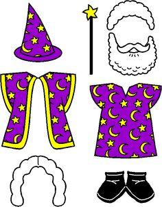wizard costume