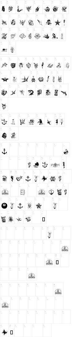 Tattoo Vieja Escuela 3