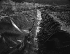 Berkeley Pit, Butte, MT , 1996 by Toshio SHIBATA