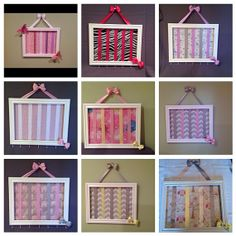 2 sizes available . Customize your bow and headband holder/organizer... Free bow with purchase on Etsy, $25.00