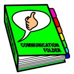 Communication Book Round-Up - tips to make a great communication book