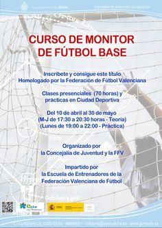 Curso de Monitor de Fútbol Base.