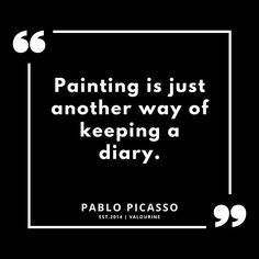 Christine Caine, Isagenix, Agatha Christie, Pablo Picasso Quotes, Keeping A Diary, Rainbow Colors, Paint, Canvas, Poster