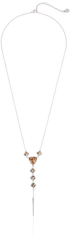 18-Inch Rhodium Plated Necklace with 4mm Aqua Birthstone Beads and Sterling Silver Saint Peter Claver Charm.