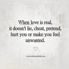 Lessons Learned in LifeWhen love is real. - Lessons Learned in Life Quotes To Live By, Me Quotes, Heart Quotes, Love Is Stupid Quotes, Love Betrayal Quotes, Friend Quotes, Wisdom Quotes, Lessons Learned In Life, Life Lessons