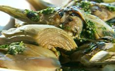 La cocina en mis libros: alcachofas a la toscana. EN LA TOSCANA TE ESPERO