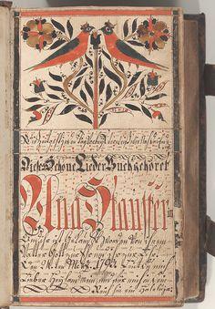 Bookplate (Bücherzeichen) for Anna Stauffer.1793
