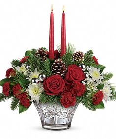 Sparkling Star Centerpiece: Celebrate the season with a beautiful table centerpiece.  Our Sparkling Star Centerpiece is perfect for your family gathering or an evening hosting friends.  Makes a great gift!
