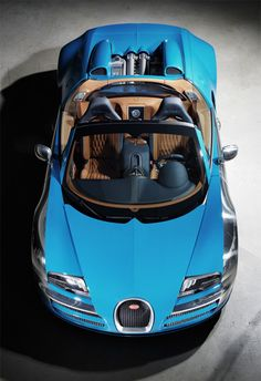 Légendes de Bugatti : Meo Costantini.
