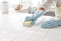 4 Methods for Cleaning Your Tile and Grout :https://pro.com/blog/ways-to-clean-tile-grout/