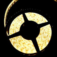 LED light strips, tape light, flexible LED strip light with remote used in home improvement, cars, cabinets.