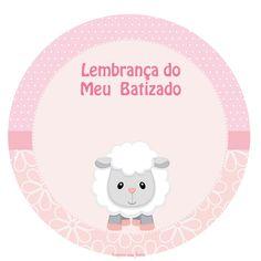 Ovelhinha meninas – Kit festa infantil grátis para imprimir – Inspire sua Festa ®