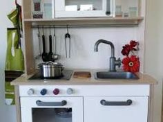 Cuisine Pour Enfant Cécile Philbert Pinterest - Fabriquer cuisine enfant