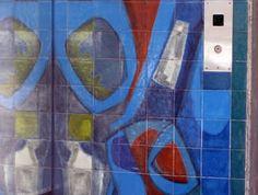 Cecilia de Sousa - foyer detail - Lisbon.