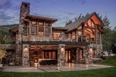 Crystal Lake Photo Gallery This home is located in Aspen and was completed in 2005 on the South end of town right before you begin the climb up Independence Pass.… read more →