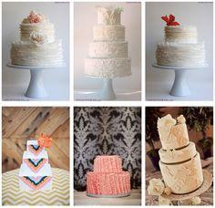 Cakes Cakes Cakes! wedding-lalapalooza
