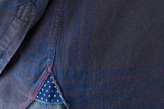 Curated USA Chris Shirt-Denimhunters