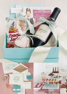 bridesmaids gift | love the box! fill it with fun stuff for my maids :)