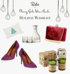Rue La LA holiday wish list.