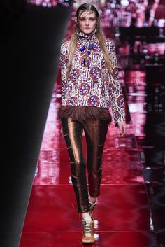 Just Cavalli Fall 2015 Ready-to-Wear Collection Photos - Vogue
