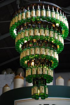 See, empty Jameson bottles DO have a purpose!