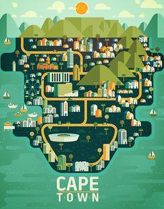 Cosmópolis / Revista Aire by Aldo Crusher http://www.inspirefirst.com/2013/11/11/cosmpolis-revista-aire-aldo-crusher/