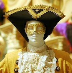 masquerade costume for men