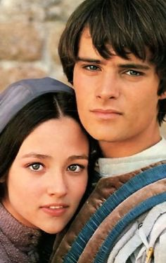1968 -Leonard Whiting & Olivia Hussey - Romeo & Juliet Movie. I was in 7th grade and my English class had to get written permission from our parents to see this PG rated movie due to a brief nude love scene! Beautiful couple - Olivia was 15 and Leonard was 17 at the time this was filmed.