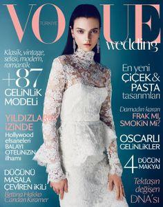 Vogue Wedding Turkey April 2014 | Jenna Earle