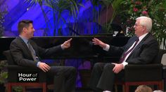 Bobby Schuller Interviews Dennis Prager - Hour of Power with Bobby Schuller Dennis Prager, People Around The World, Bobby, Interview, Meet, Concert, Music, Life, Pastor