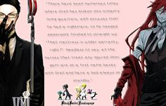 black butler facts - Google Search