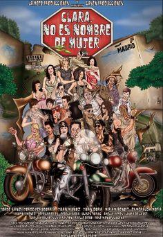 Como cada semana... PARTICIPA en el Sorteo de entradas para ver el estreno de Clara no es nombre de mujer en los Cines Vialia Pontevedra.