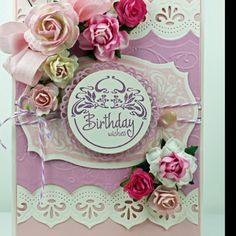 Beautiful card created by my friend Jeanne x