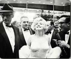 Premiere of 'Some Like it Hot.'