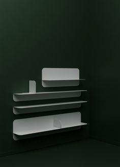 shelves by asketik