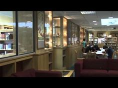 A great video discussing the importance of library design on student learning. Designed for Learning: School Libraries - YouTube