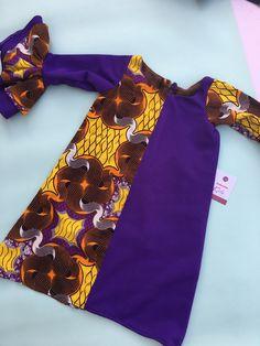 African print dress for little girls. African print dress for little girls. African Fashion Ankara, African Print Fashion, Africa Fashion, African Wear, Ankara Styles For Kids, African Dresses For Kids, Little Girl Dresses, African Babies, African Children