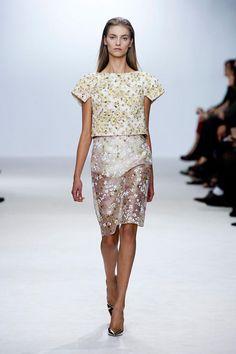 Giambattista Valli | Spring 2013 RTW | Paris Fashion Week | FashionCherry